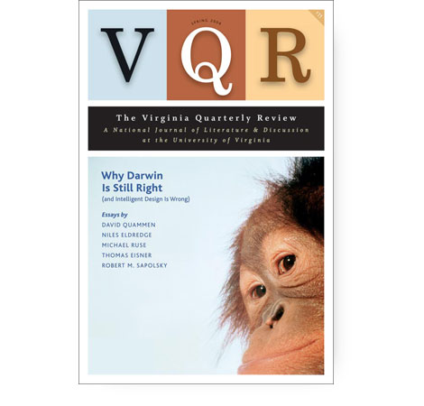 "Adrienne Rich featured within ""Virginia Quarterly Review"""