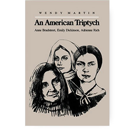 "Adrienne Rich featured within ""An American Triptych"""